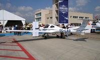 EC-LAO - Cesda Diamond DA 20 Eclipse aircraft