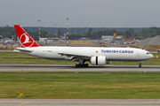 First visit of Turkish Cargo B777F to Moscow Sheremetyevo title=