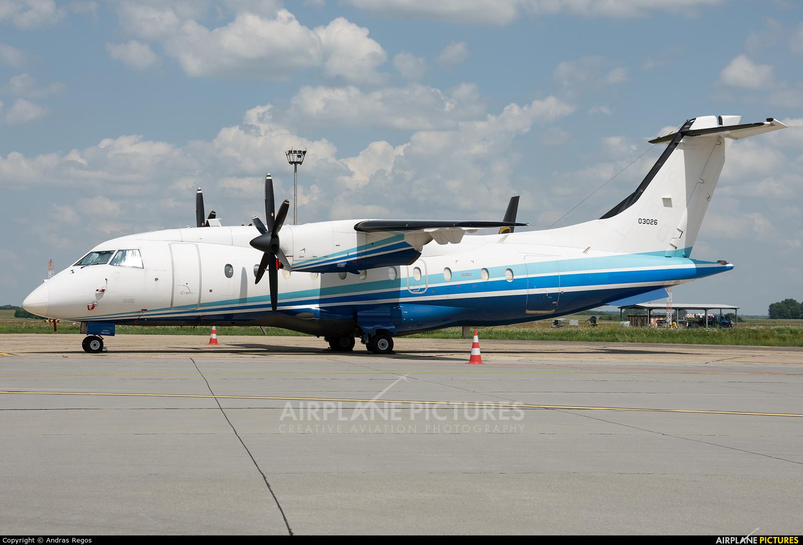 USA - Air Force 10-3026 aircraft at Budapest Ferenc Liszt International Airport