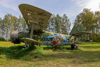 09 - Undisclosed Antonov An-2