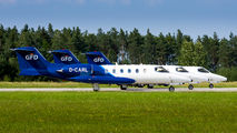 D-CARL - GFD Learjet 35 R-35A aircraft