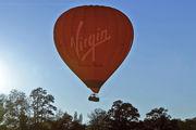 G-VBAT - Virgin Balloon Flights Cameron A-400 aircraft