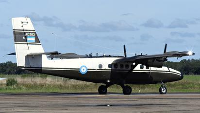 AE-263 - Argentina - Army de Havilland Canada DHC-6 Twin Otter