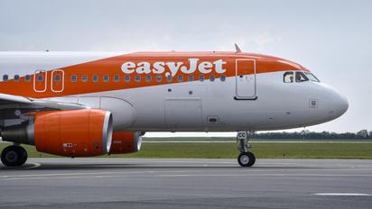 OE-ICC - easyJet Europe Airbus A320