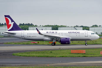 B-MCL - Air Macau Airbus A320 NEO