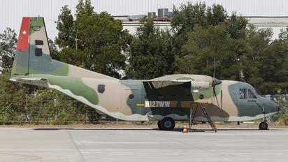 N127WW - Private Casa C-212 Aviocar