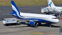 New Airbus A319 for HiFly title=
