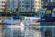 C-GFHA - Harbour Air de Havilland Canada DHC-6 Twin Otter aircraft
