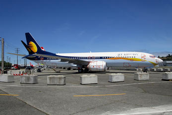 VT-JXF - Jet Airways Boeing 737-8 MAX