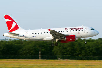 OK-NEO - Eurowings Airbus A319
