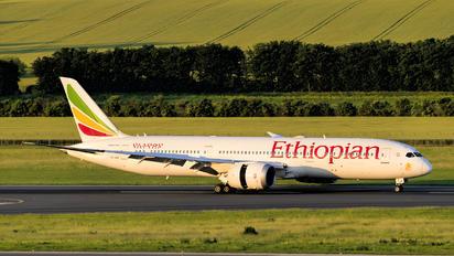 ET-AUP - Ethiopian Airlines Boeing 787-9 Dreamliner
