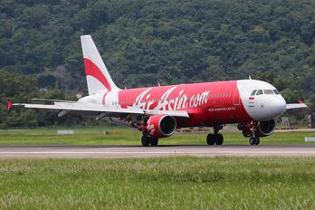 PK-AXU - Indonesia AirAsia Airbus A320