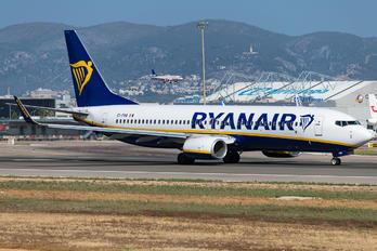 EI-FRR - Ryanair Boeing 737-800