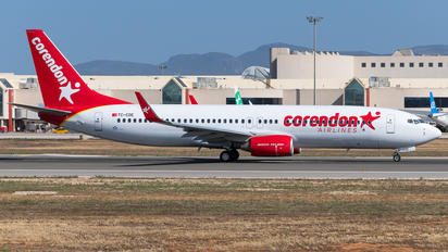 TC-COE - Corendon Airlines Boeing 737-86J