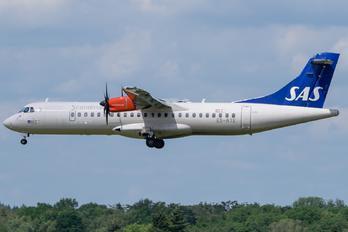 ES-ATE - SAS - Scandinavian Airlines ATR 72 (all models)