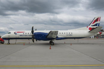 G-CDKA - Eastern Airways SAAB 2000