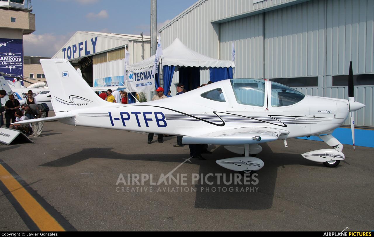 Private I-PTFB aircraft at Sabadell