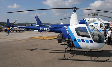EC-FRD - Top Fly Robinson R-22 Beta II