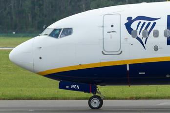 SP-RSN - Ryanair Sun Boeing 737-8AS
