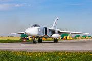 RF-92243 - Russia - Air Force Sukhoi Su-24M aircraft
