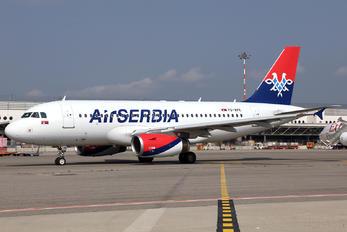 YU-APK - Air Serbia Airbus A319