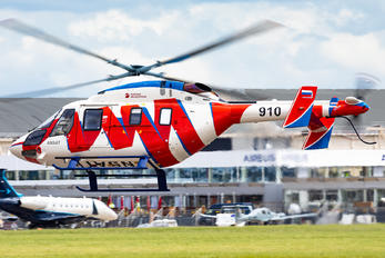 910 -  Kazan helicopters Ansat