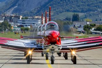 A-926 - Switzerland - Air Force Pilatus PC-7 I & II