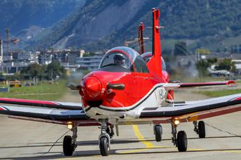 A-912 - Switzerland - Air Force Pilatus PC-7 I & II