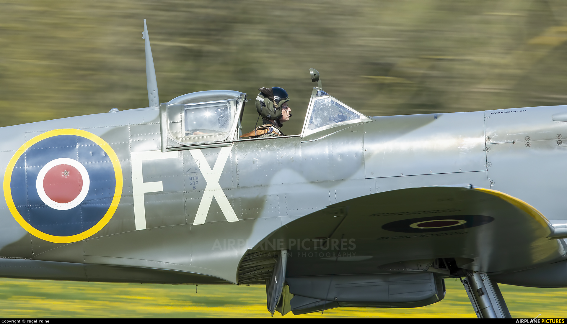 Aero Legends G-CGYJ aircraft at Lashenden / Headcorn