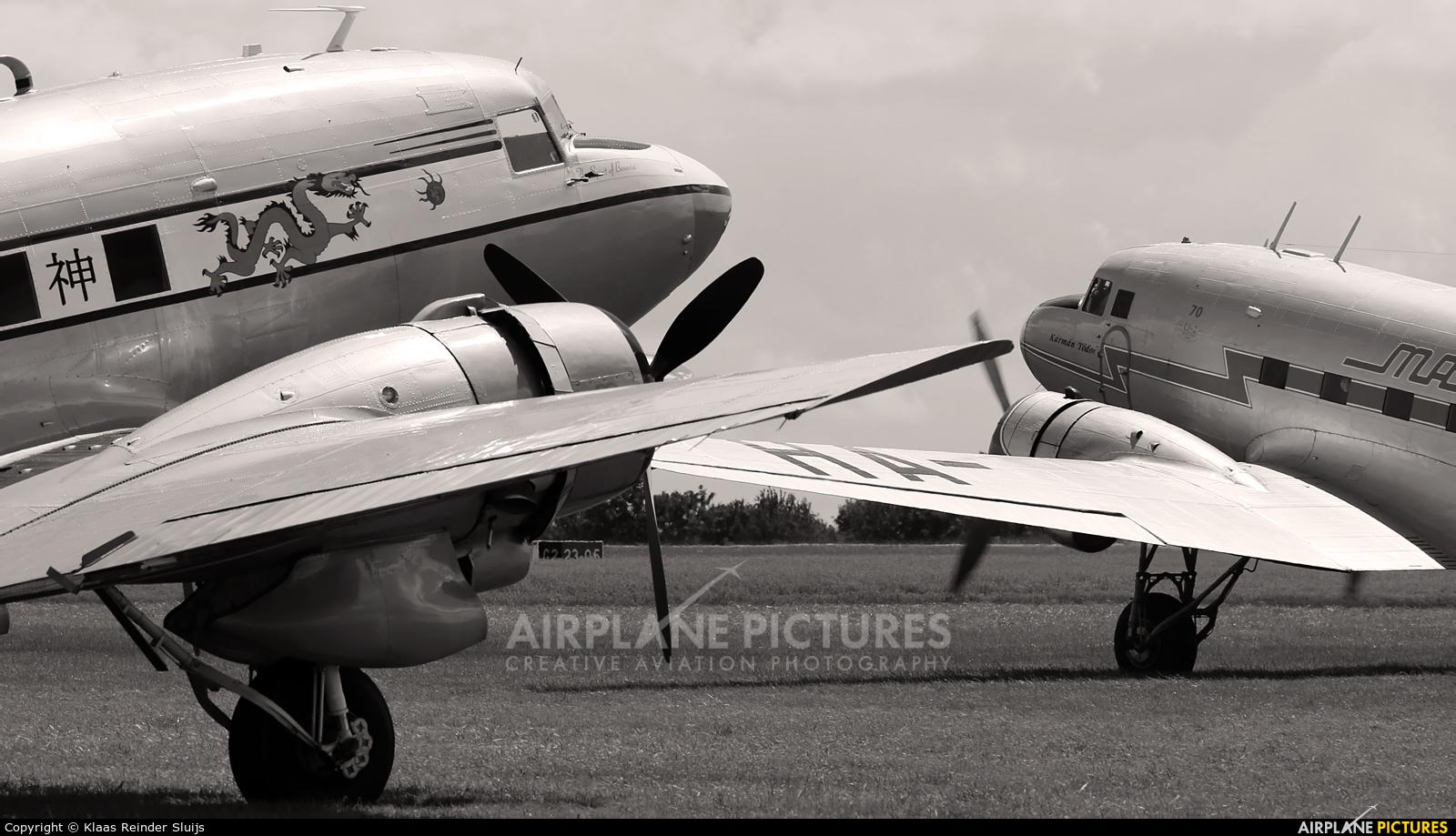Benovia N8336C aircraft at Caen-Carpiquet