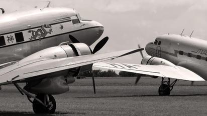 N8336C - Benovia Douglas C-53D Skytrooper
