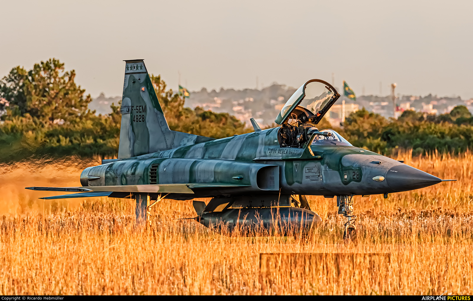 Brazil - Air Force 4828 aircraft at Canoas