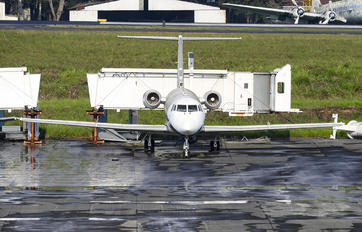 N628HC - Private Gulfstream Aerospace G-II