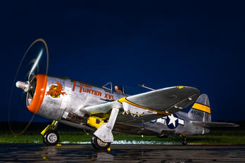 NX9246B - Private Republic P-47D Thunderbolt