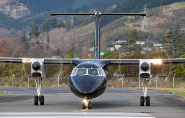 ZK-NEM - Air New Zealand Link - Air Nelson de Havilland Canada DHC-8-300Q Dash 8