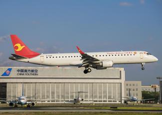 B-3238 - Tianjin Airlines Embraer ERJ-195-E2