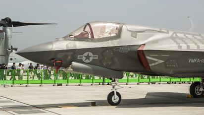 168730 - USA - Marine Corps Lockheed Martin F-35B Lightning II