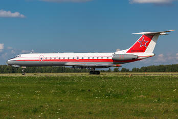 20 - Russia - Air Force Tupolev Tu-134Sh