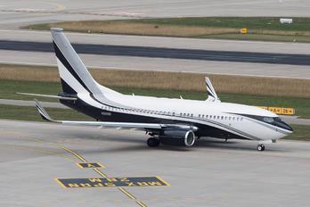 N301SR - Private Boeing 737-700 BBJ