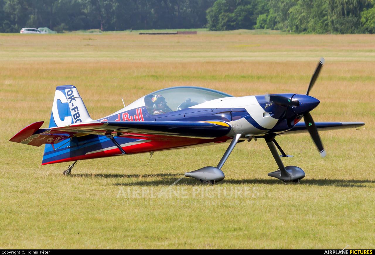 The Flying Bulls : Aerobatics Team OK-FBC aircraft at Dunakeszi