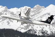 OE-LGP - Austrian Airlines/Arrows/Tyrolean de Havilland Canada DHC-8-400Q / Bombardier Q400 aircraft