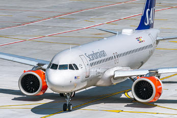 SE-ROD - SAS - Scandinavian Airlines Airbus A320 NEO