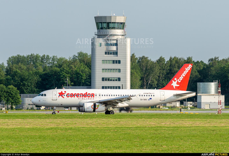 Corendon Airlines SX-ODS aircraft at Kraków - John Paul II Intl