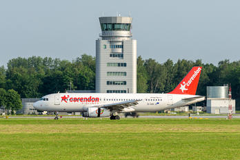 SX-ODS - Corendon Airlines Airbus A320