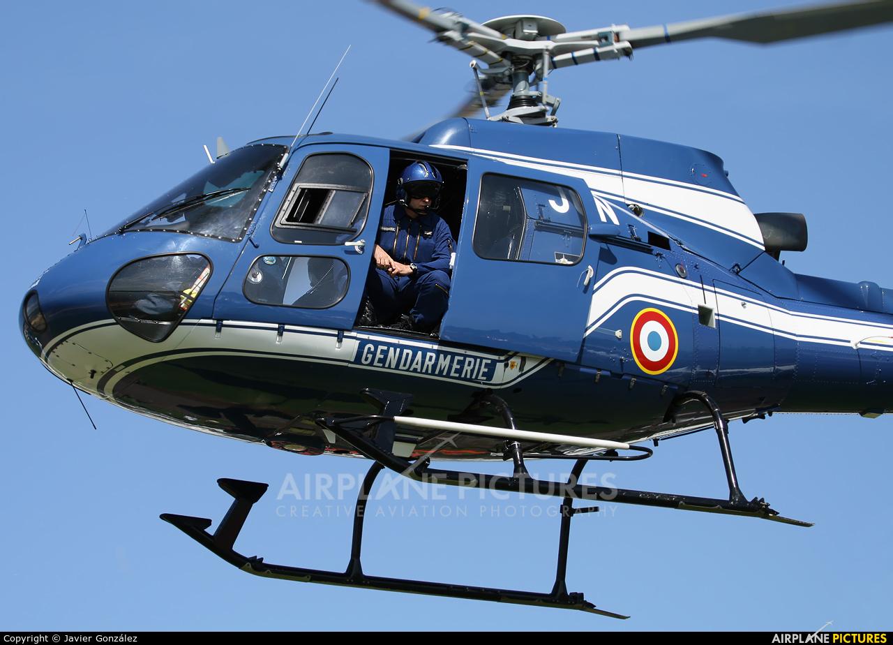 France - Police 2044 aircraft at Biscarrosse - Parentis