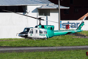 PNC-0495 - Colombia - Police Bell 212