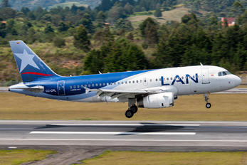 CC-CPL - LAN Airlines Airbus A319