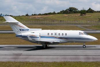N362XP - Private Raytheon Hawker 900XP