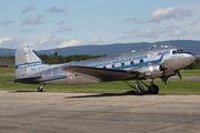 SE-CFP - SAS - Flygande Veteraner Douglas DC-3 aircraft