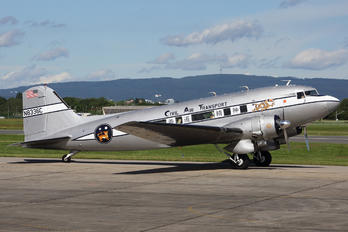 N8336C - Civil Air Transport Douglas C-53D Skytrooper